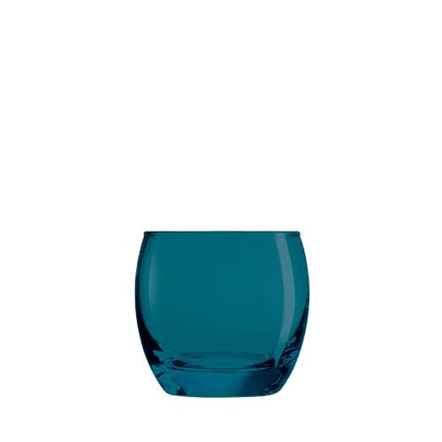 Arcoroc Salto Colour Studio Goa Old Fashioned Tumbler 32cl Blue