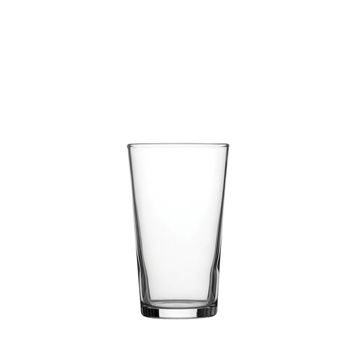 Conical Toughened Beer Glass