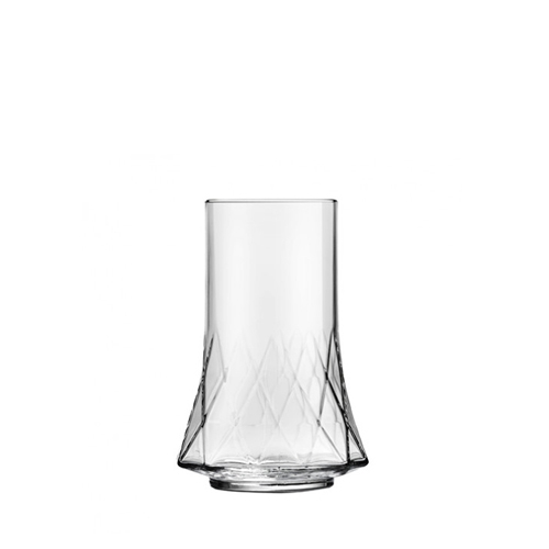 Artis Divergence Beverage Glass 41cl Clear