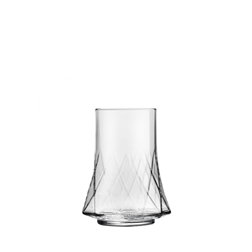 Artis Divergence Hiball Glass 35cl Clear