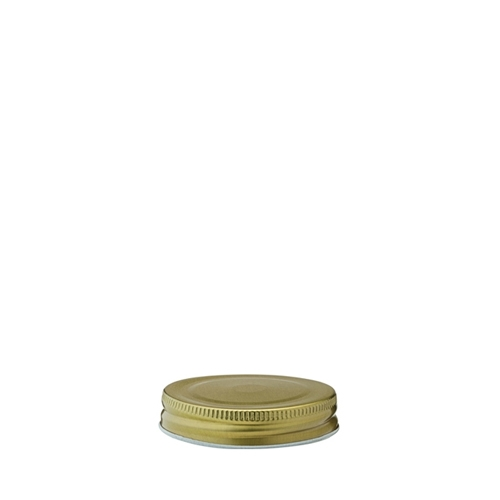 Utopia Gold Lid for Drinking Jar 7cm