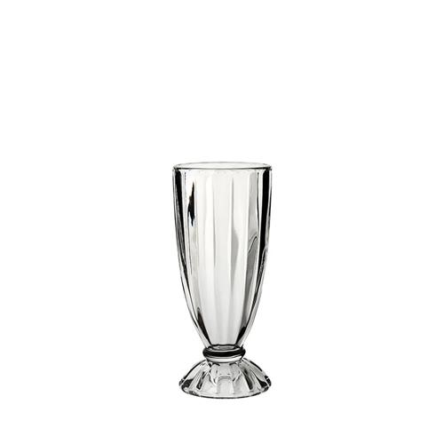 Utopia Diner  Sundae Glass 12oz Clear