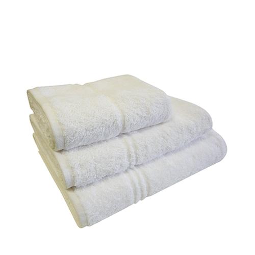 Eco Knit 450gsm Bath Towel 70 x 130cm White