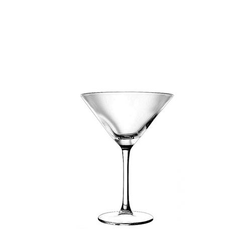 Utopia Enoteca Martini  Glass 7.5oz Clear