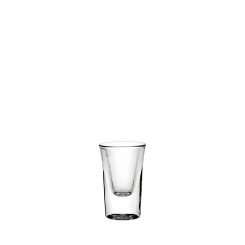 Utopia Boston  Heavy Based Shot Glass 1oz  Clear