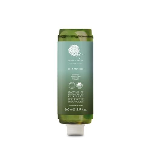 Geneva Green Shampoo Cartridge Dispenser 360ml
