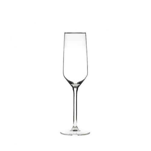 Artis Carre Champagne Flute 22cl Clear