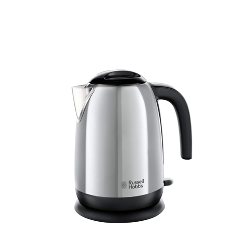 Russell Hobbs Jug Kettle One Cup Indicator 1.7Ltr Stainless Steel