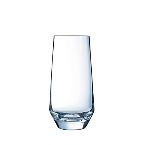 Chef&Sommelier Lima Tubo Hiball Glass 45cl Clear