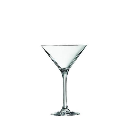 Arcoroc Cabernet  Martini Glass 20cl Clear