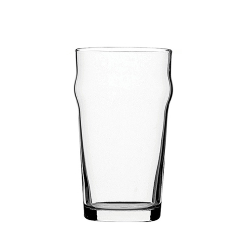 Nonic Toughened Beer Glass