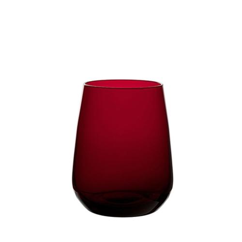 Utopia Premium Cranberry Water Tumbler  (40cl) 14oz