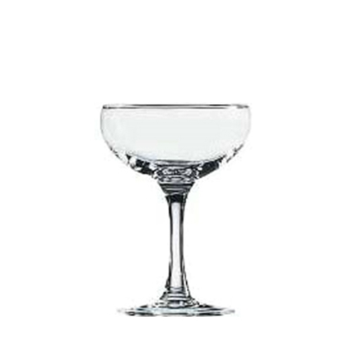 Arcoroc Elegance Champagne Coupe 15.6cl Clear