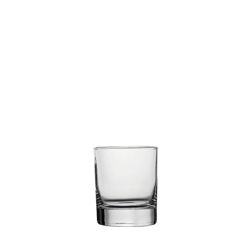 Utopia Side Whisky Tumbler 6.5oz Clear