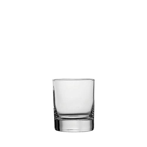Utopia Side Whisky Tumbler 7.75oz Clear
