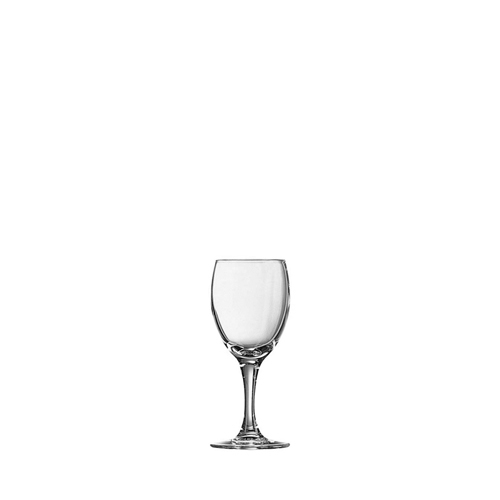 Arcoroc Elegance  Sherry Glass 2.25oz Clear