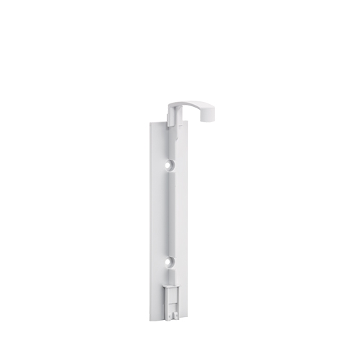 Smart Care Dispenser Single Screw Fitting White