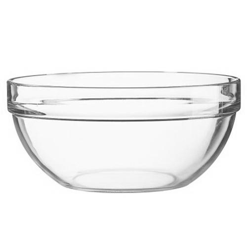 Arcoroc Saladier Stacking Glass Bowl 6cm