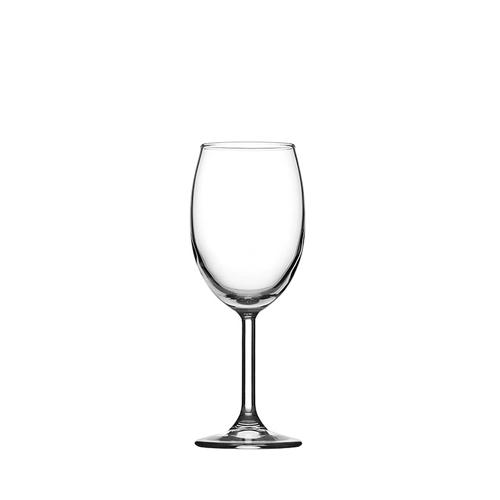 Utopia Primetime Wine Glass 8.5oz LCE@175ml Clear