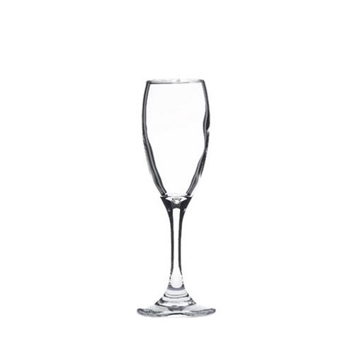Artis Teardrop Flute 17cl LCE@125ml Clear