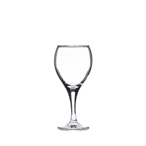 Artis Teardrop Wine Glass 19cl LCE@125ml Clear