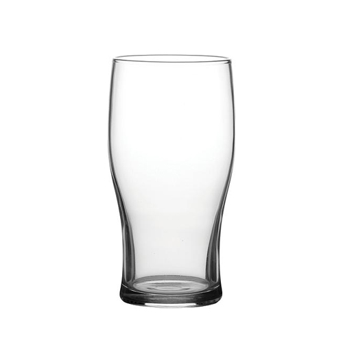 Utopia Tulip Toughened  Beer Glass 20oz CE Clear