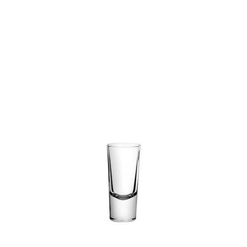 Utopia Shooter  Shot Glass 2.5cl Clear