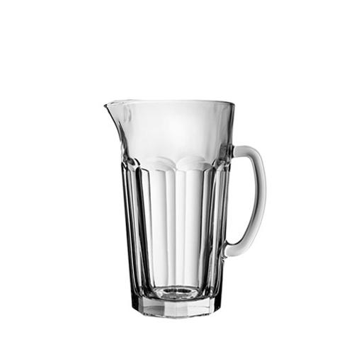 Utopia Harley Glass Jug 1.5Ltr Clear
