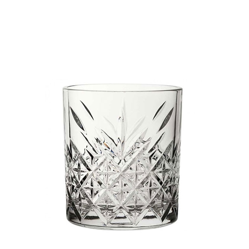 Utopia Timless Vintage Double Old Fashioned 12.5oz  Clear