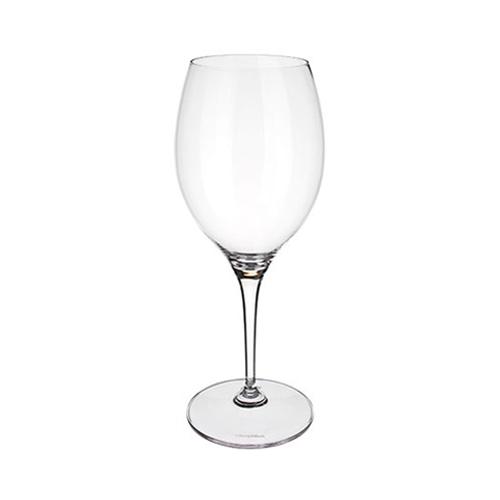 Villeroy & Boch Maxima Crystal  Bordeaux Goblet 21.75oz Clear