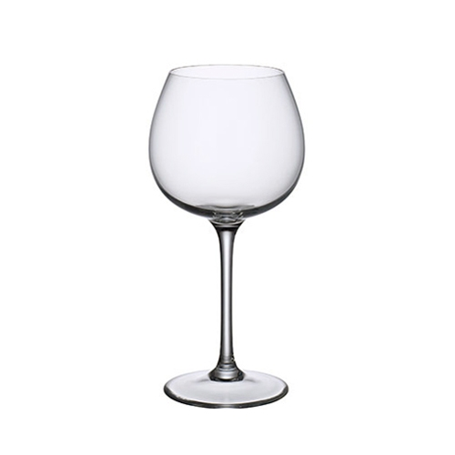 Villeroy & Boch Purismo Crystal  Full Bodied Red Wine Goblet 17.5oz Clear