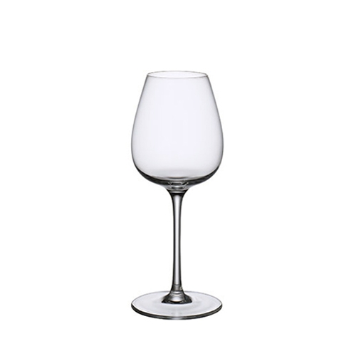 Villeroy & Boch Purismo Crystal Light & Fresh White Wine Glass 13.5oz Clear