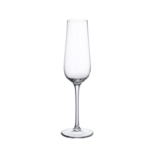Villeroy & Boch Purismo Crystal Champagne Flute 9.25oz Clear