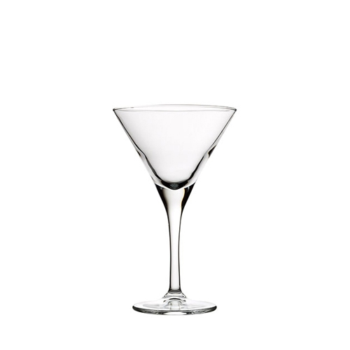 Utopia Ypsilon V Line Martini Glass 8.75oz Clear