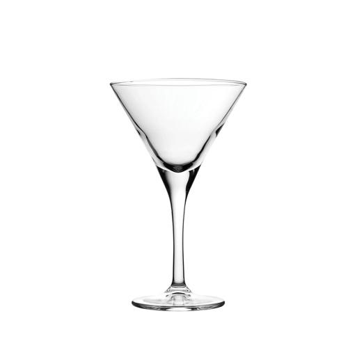 Utopia V Line Martini Glass 8.75oz Clear