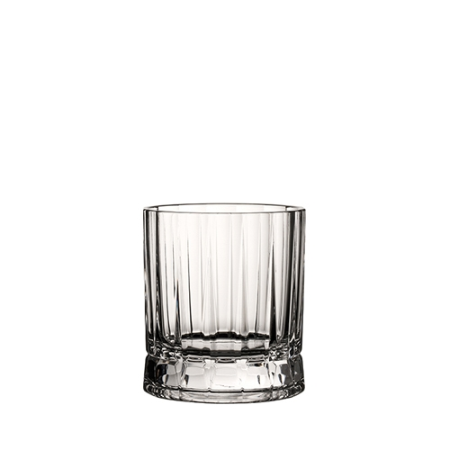 Utopia Wayne Old Fashioned Tumbler 25cl Clear
