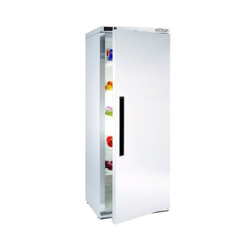 Williams Amber Upright Refrigerator HA400-SA 410 Litres Stainless Steel