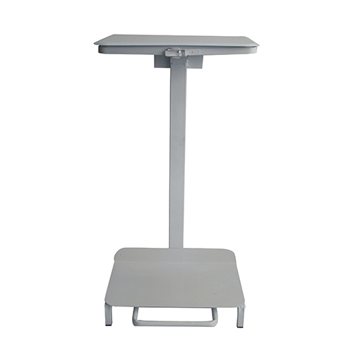 Freestanding  Sack Holder with Lid 860 x 440 x 370mm White