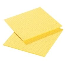 Sponge  Cloth 20 x 18cm  Yellow