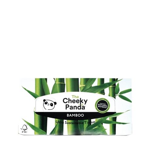 Cheeky Panda Multi Pack Bamboo 3 Ply Facial Tissue Box 80 Sheet White