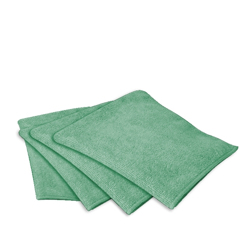 Microfibre Plus Standard Cloth 40 x 40cm Green