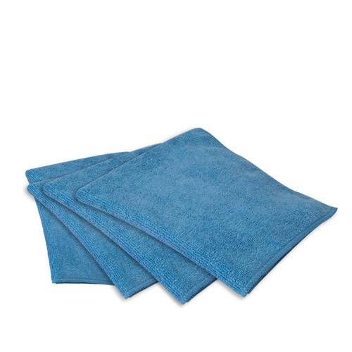 Microfibre Pro  High Performance Cloth 40cm x 40cm Blue