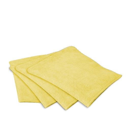 Microfibre Pro  High Performance Cloth 40cm x 40cm Yellow