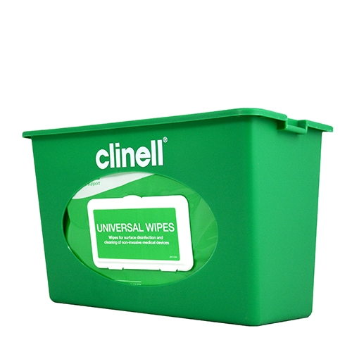 Clinell Dispenser for HCUW0002 (free standing/wall mounta