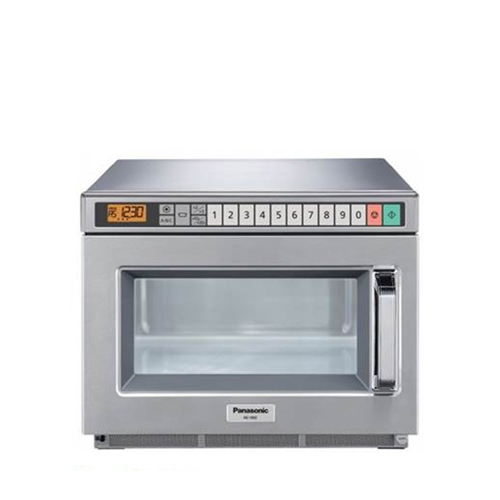 Panasonic Commercial  Microwave 1800W NE1853 17.9Ltr Stainless Steel