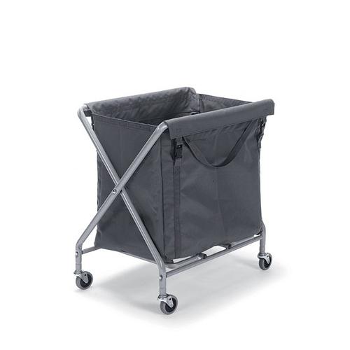 Numatic Servo-X Folding Laundry Trolley NX1501 150Ltr Grey