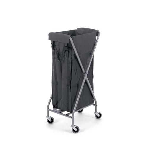 Numatic Servo-X Folding Laundry Trolley NX1001 100Ltr Grey