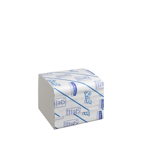Scott Bulk Pack 2 Ply Toilet Tissue 250 Sheets White