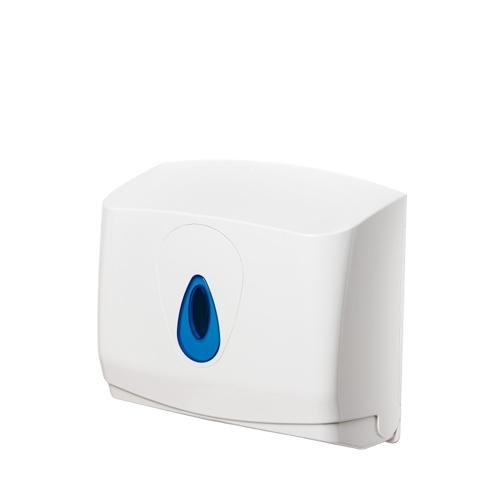 Modular Z-Fold Hand Towel Dispenser Mini White