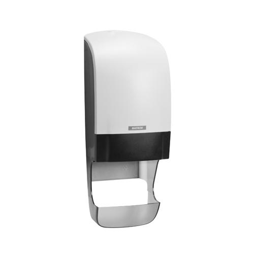 Katrin Classic System Toilet Roll Dispenser 15.4 x 17.4 x 40.2cm White